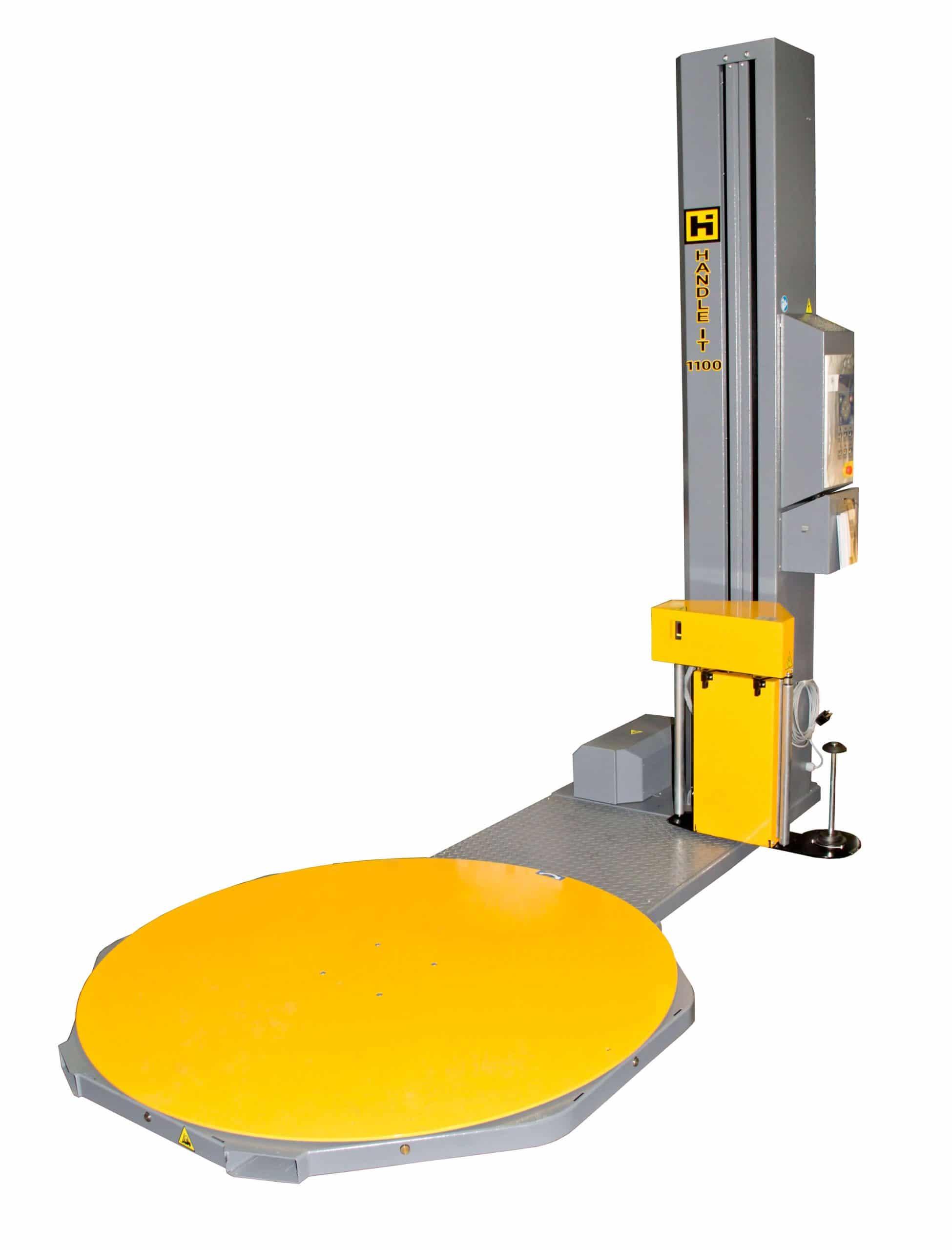 Handle-It model SWM-SWM-SA-1100AC pallet wrapping machine