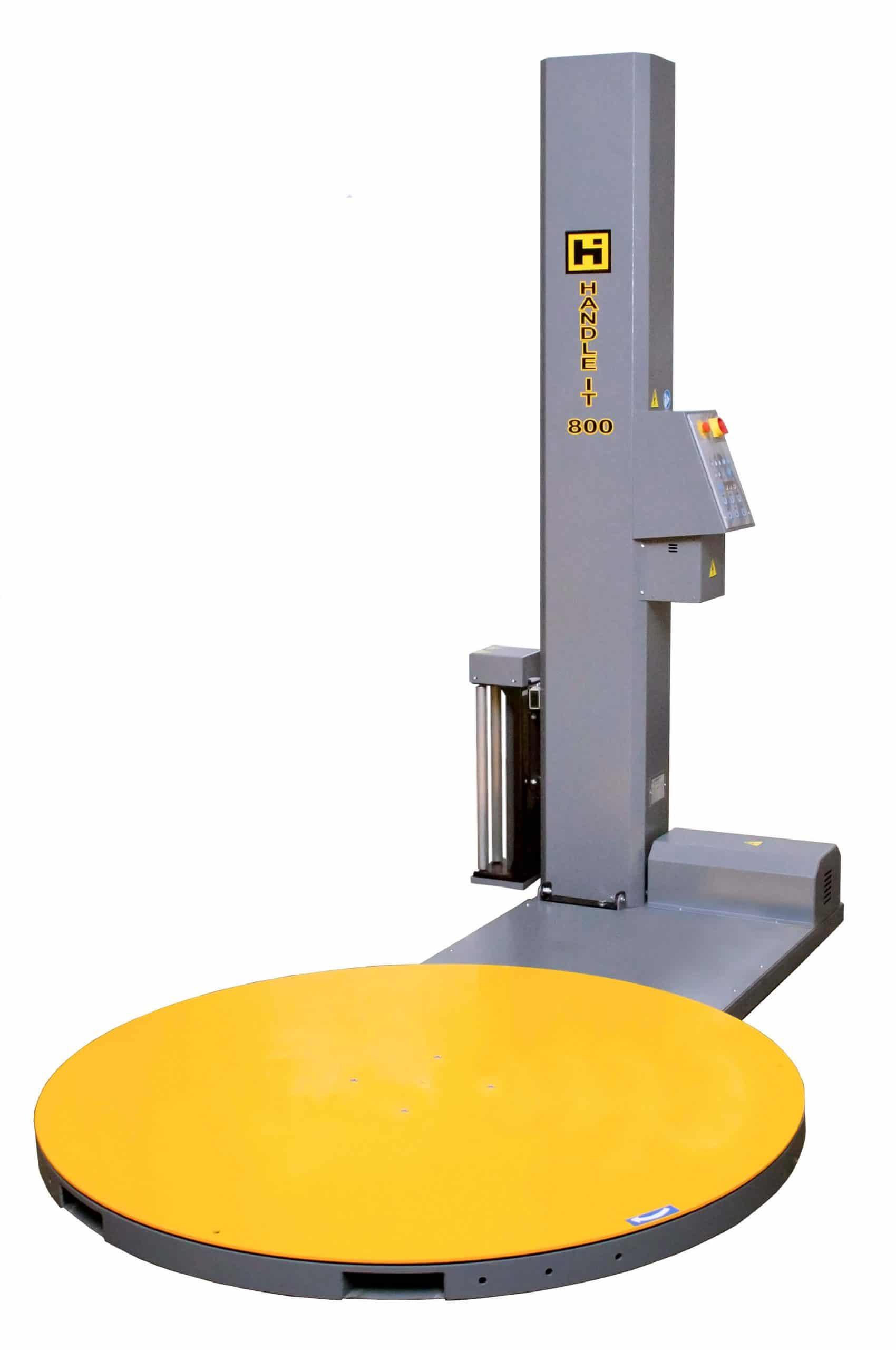 Handle-It model SWM-SWM-SA-0800/0850PS pallet wrapping machine