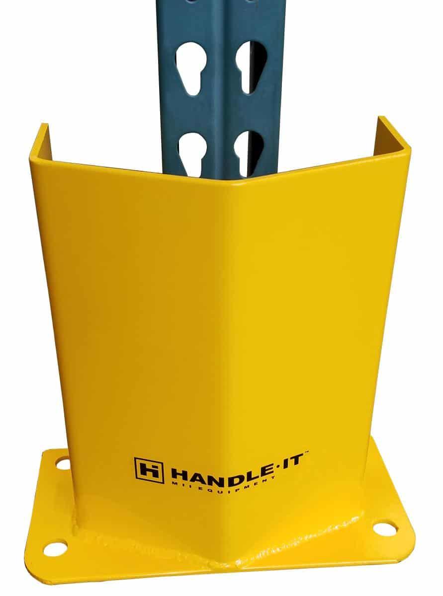 Wide Seismic Footplate Guards 8.5