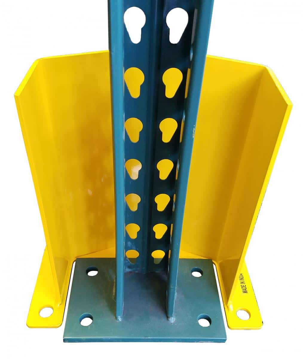 P12-8 Post Upright Guard wide for oversize footplates 8.5
