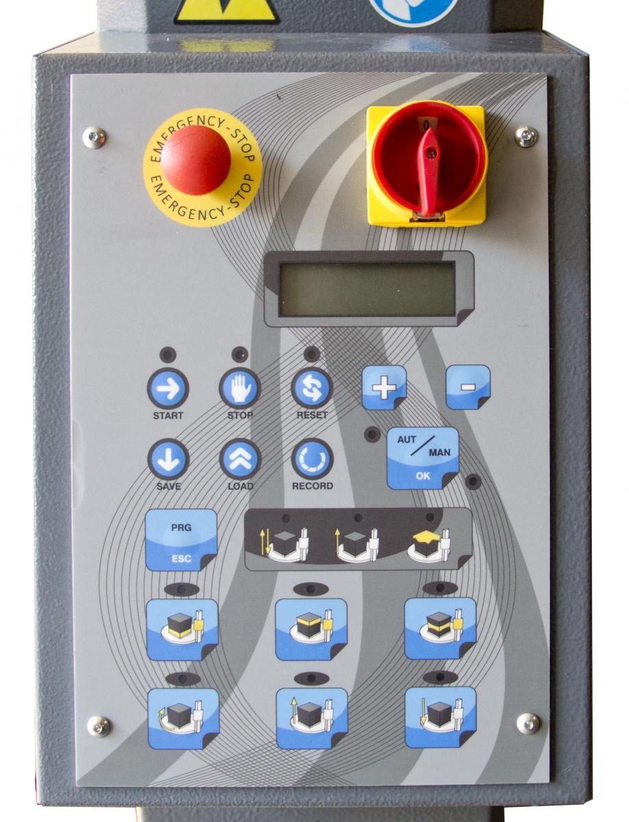 850 Control Board