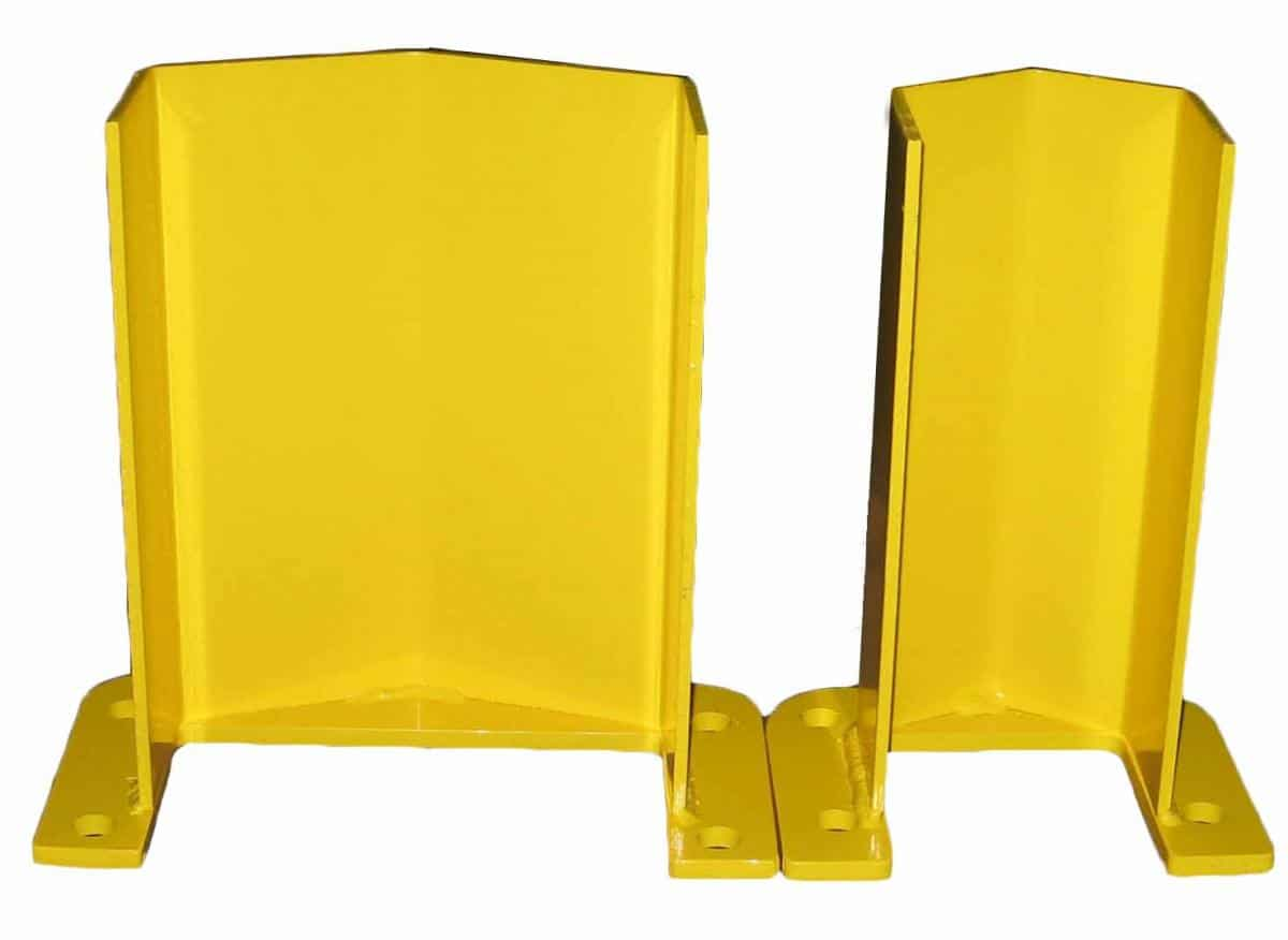 Standard vs. wide opening post guards