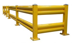 Safety Warehouse Guard rail