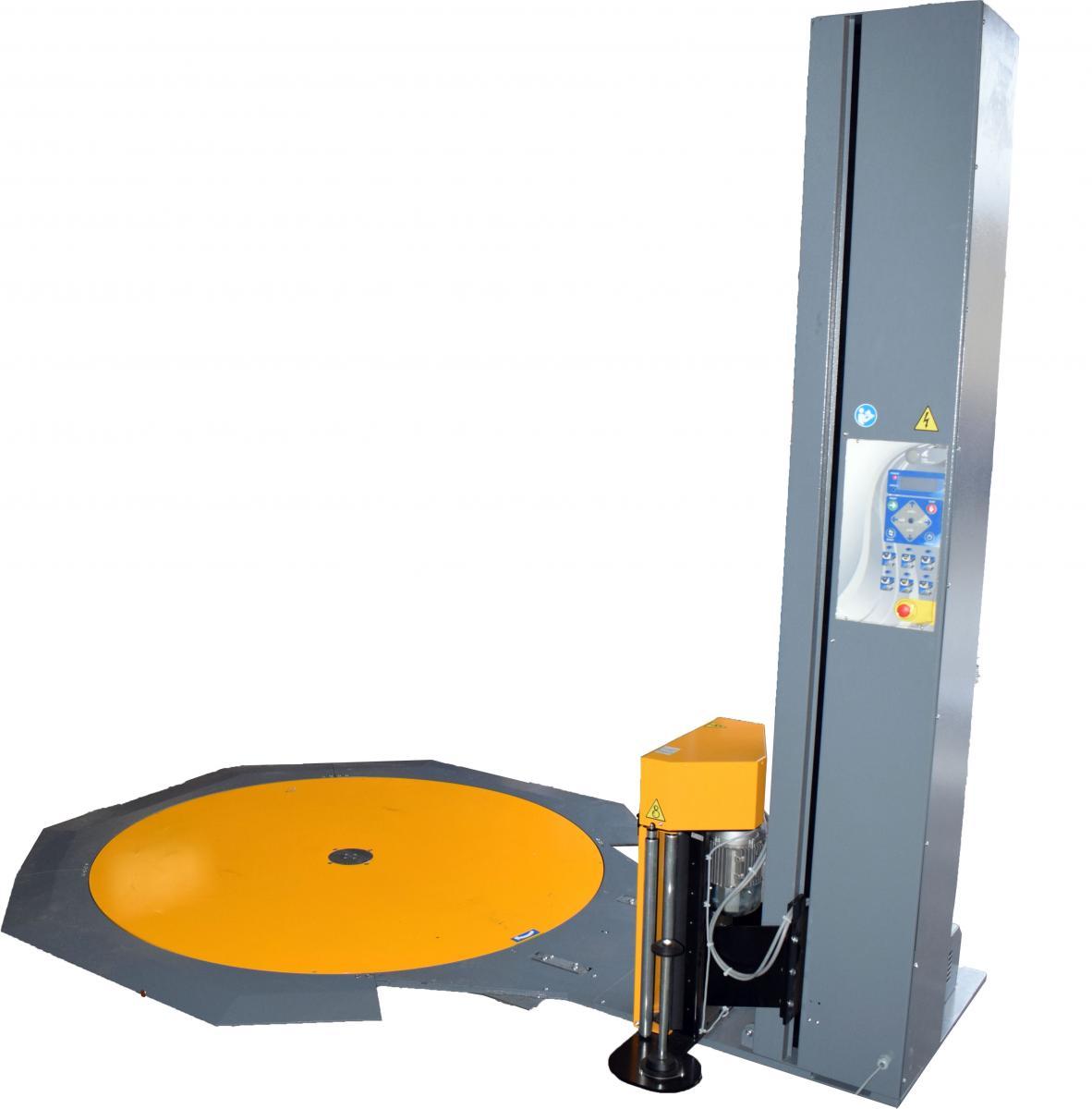 1200UL Ultra Low Profile Stretch Wrap Machine
