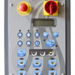 Control board for 800/850PS semi-auto stretch wrappers