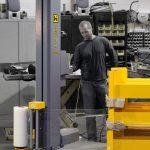 Semi-Automatic Stretch Wrap machine by Handle It