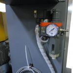 Air regulator to control auto pneumatic system via remote control