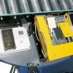 FA 4000 Automatic Conveyor Pallet Wrapper