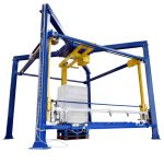 FA 4400 AUTOMATIC ROTARY TOWER PALLET WRAPPER