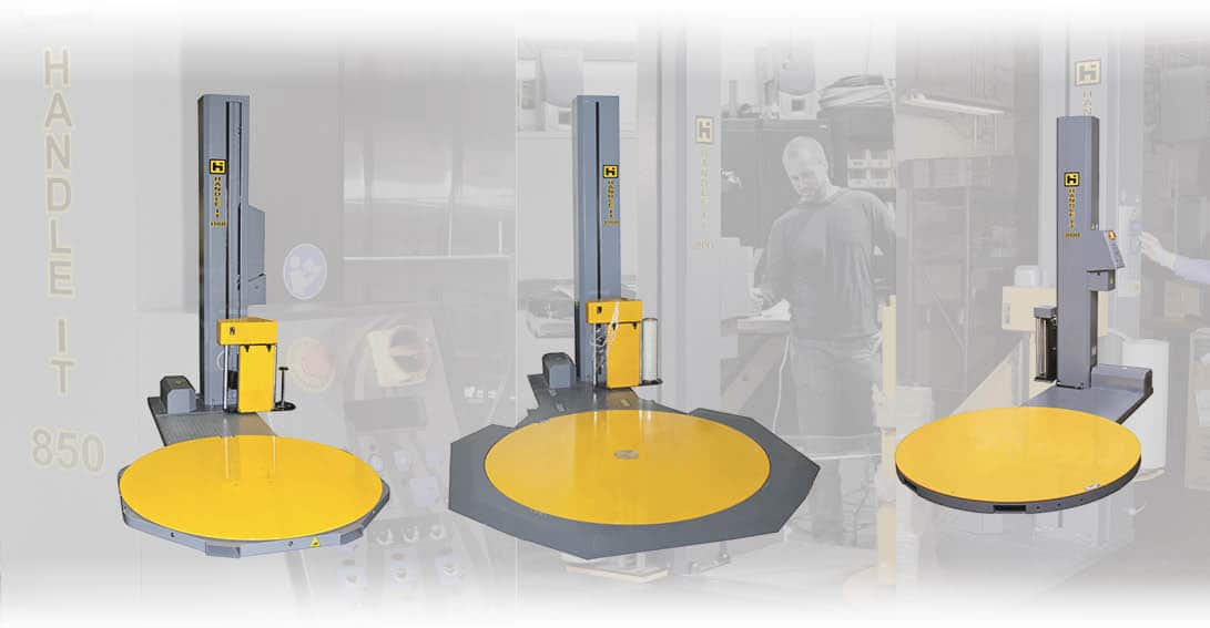 Pallet Wrappers   Stretch Wrap Machines